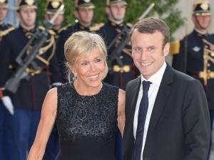 Стилът на новата първа дама на Франция СНИМКИ