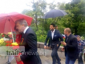 Почетният консул на Молдова Веселин Чипев празнува Деня на победата СНИМКИ
