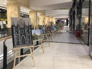 Кметът Иван Тотев открива изложбата на талантите от Nota Bene