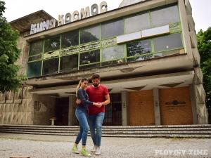 Млада двойка събуди Кино Космос СНИМКИ