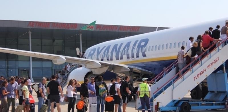 ПИМК, КЦМ и ТИЗ изграждат карго център в Летище Пловдив