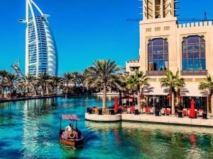 Нов мащабен проект в Дубай: правят курорт на изкуствени острови