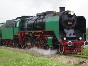 Парен локомотив се отправя към Пловдив