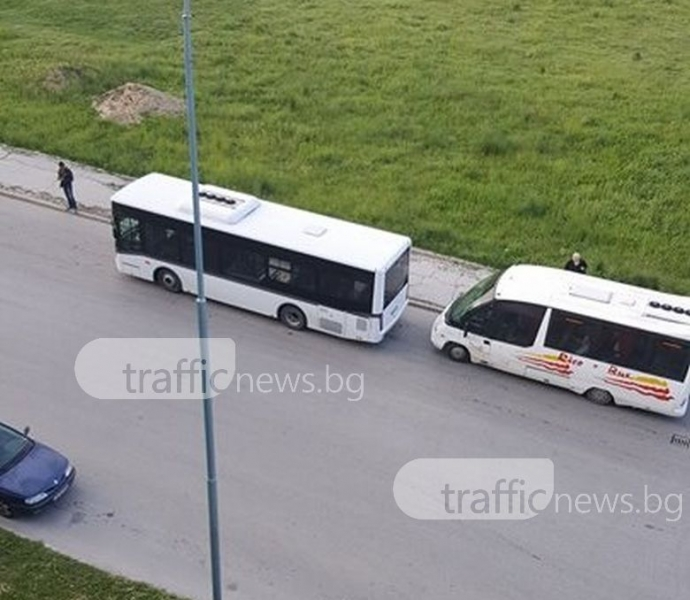 Ще спрат да стрелят по автобуси, когато превозвачът спре да ни тормози!, твърди пловдивчанка ВИДЕО