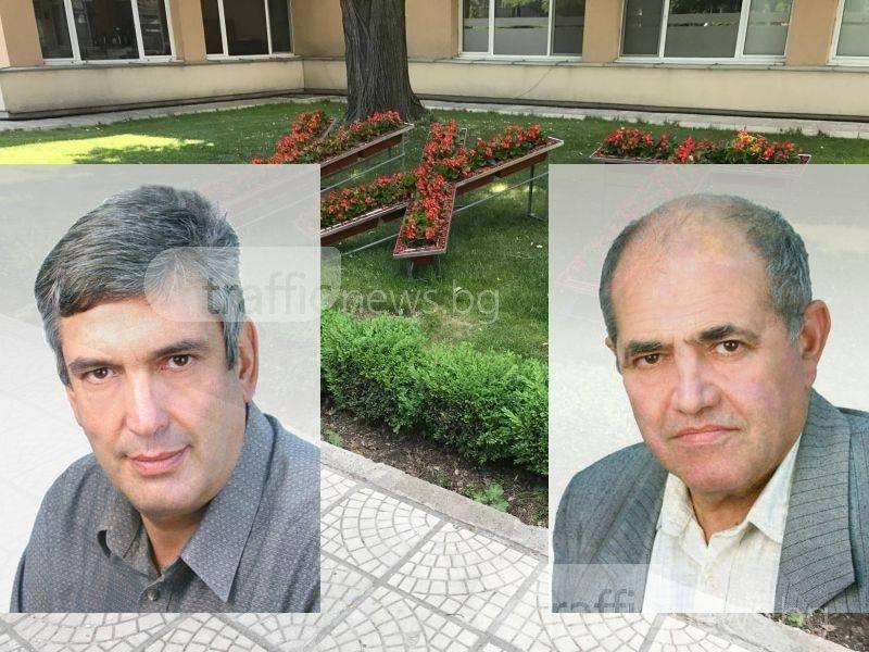 Професорите от УХТ, задържани за подкуп, излизат срещу 5000 лева гаранция
