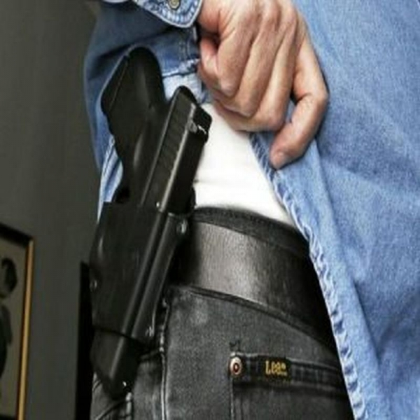 Зрелостник цъфна на днешната матура въоръжен с пистолет