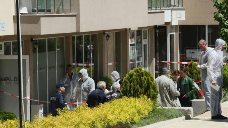Дълг от 100 000 лева в основата на двойното убийство в София