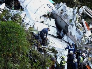 Нов ужас със самолета на бразилския Чапекоензе