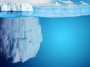 """ЗА ПЪРВИ ПЪТ В СВЕТА: Китай успя да извлече """"запалим лед"""""""