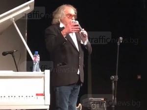 Сблъсък! Милчо Левиев забрани прожекцията на филма Silent movie на Андрей Чертов ВИДЕО