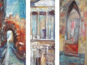 14 пловдивски художници рисуват столиците на Европа