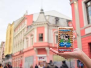 Първите български бисквити само с краве масло вече са в София