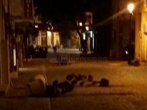 Вандали безчинстваха в Капана след бирфеста СНИМКИ