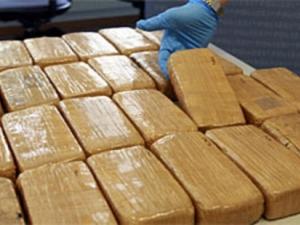 Удар срещу наркотрафика: Заловиха рекордно количество хероин на границата