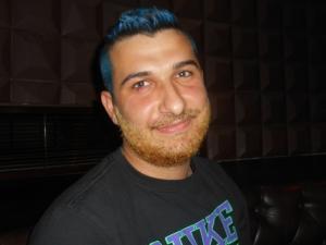 Треньор на Марица се боядиса в цветовете на клуба