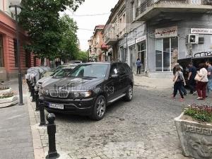 """Правят многоетажен паркинг в центъра на Пловдив, местата в Капана и на """"Отец Паисий"""" до минимум"""