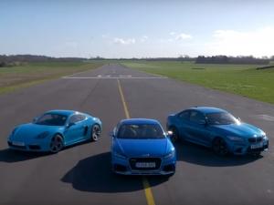 Лъжат ли Audi, BMW и Porsche за мощността на колите си ВИДЕО