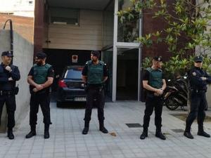 Арестуваха бивш бос на Барса