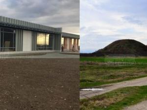 Вдигнаха музей към най-голямата тракийска могила в България, свързана с древния Пловдив СНИМКИ