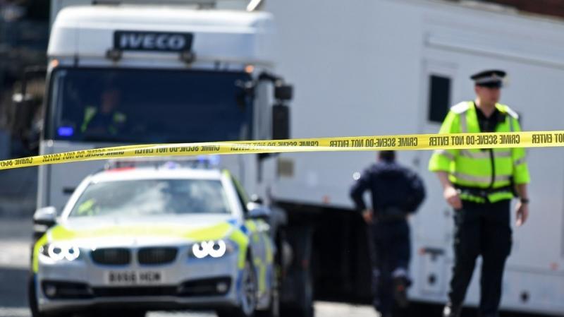 Антитерористична акция в Манчестър! Спряха жп превоза