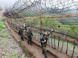 """""""Странен"""" обект прелетя границата от Северна към Южна Корея"""