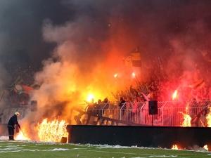Спомени: Страсти и пожар на предишния финал Ботев - Лудогорец ВИДЕО