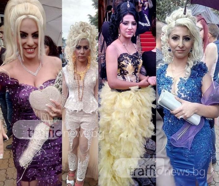 Ромски абитуриентки потвърдиха: Модата е преходна, но стилът е вечен! СНИМКИ