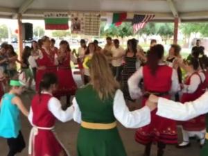 Българи завъртяха хоро в Лас Вегас по случай 24 май