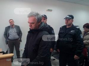 Съдът реши: Клошарят Любчо е запалил Тютюневите складове, ще лежи 4 години