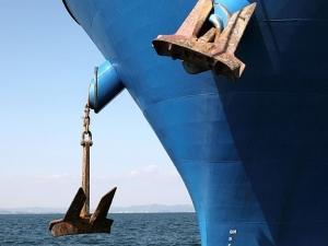 Гръцките пристанищни власти заловиха кораб с експлозиви