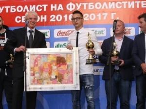 Трима от Ботев сред най-добрите за сезона в България