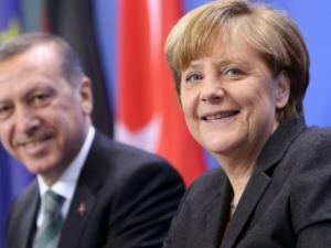 Меркел и Ердоган изглаждат отношенията си