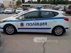 Показаха новите патрулки в Пловдив, с които ще ни издават фиш на място СНИМКИ