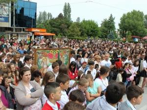 Празнично шествие и тъпанно шоу в Асеновград днес