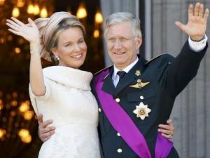 Burger King се подигра с краля на Белгия