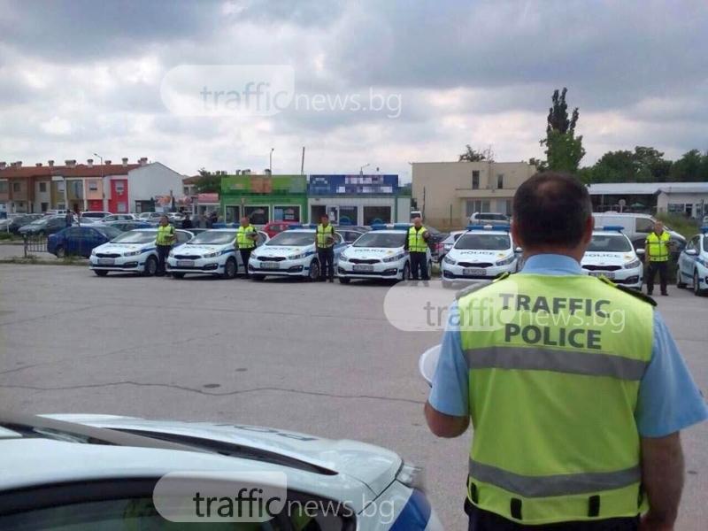 Борисов в Пловдив: КАТ ще снимат без да има знаци за камери! Нови правила за алкохол и наркотици ВИДЕО