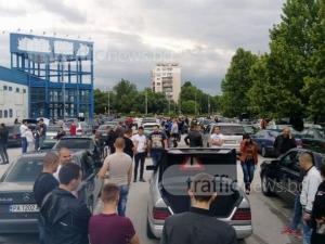 Фенове на Мерцедес си дадоха среща в Пловдив СНИМКИ