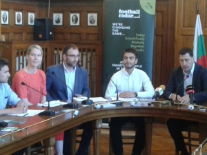 Нови работни места за футболни маниаци в Пловдив