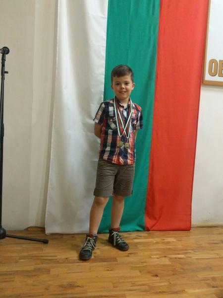 Талант на шахклуб Пловдив с две държавни титли и квота за европейско