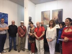 """Европейският съюз си даде среща в пловдивската галерия """"Виа Артис"""""""