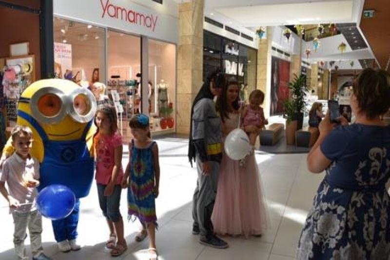 Детска фиеста за 1 юни в Мол Марково Тепе! Тук усмивките са повече от стоките СНИМКИ
