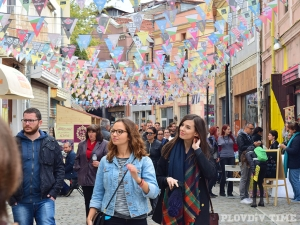 Дръжте се, бохеми! Продължава най-щурият Капана фест в Пловдив