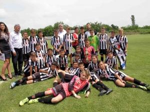 Децата на Локо спечелиха футболния турнир в Калояново СНИМКИ