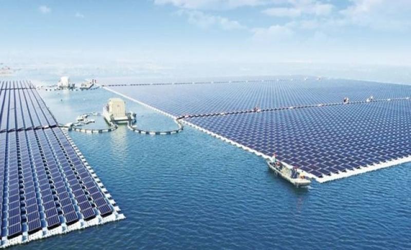 Китай създаде най-голямата в света плаваща слънчева електроцентрала