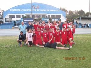 Електротехникумът шампион с победа срещу академията на Стоичков