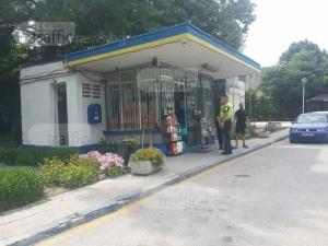 Още не са открити мъжът и жената, влачели бензинджийка на пловдивска бензиностанция СНИМКИ