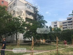 Задържаха бившия военен, прострелял съседа си и кучето му в Пловдив
