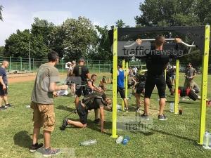 Пловдивчани днес приемат Предизвикателството на Мърф на Гребната ВИДЕО