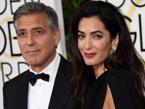 Джорд Клуни стана баща на близнаци