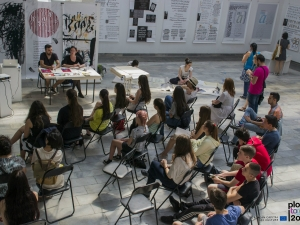 Разкриха тайните на калиграфията пред пловдивски ученици СНИМКИ